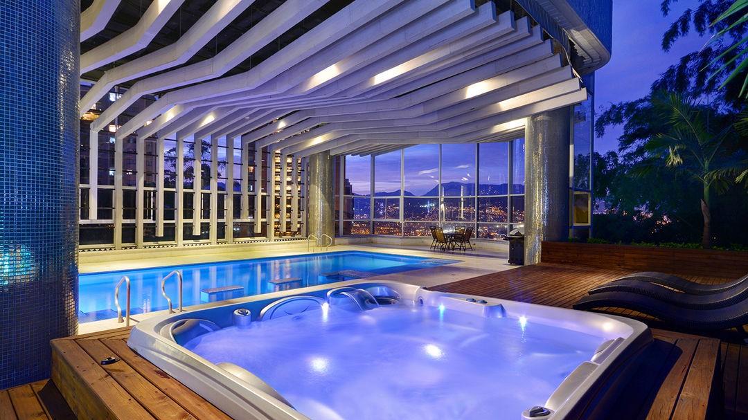 lujoso penthouse en medellin